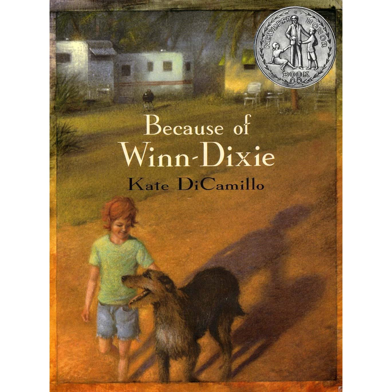 Because Of Winn Dixie Book Pdf Download Free