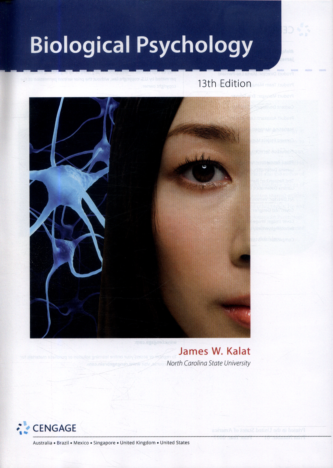 Biological Psychology Kalat 13th Edition Pdf