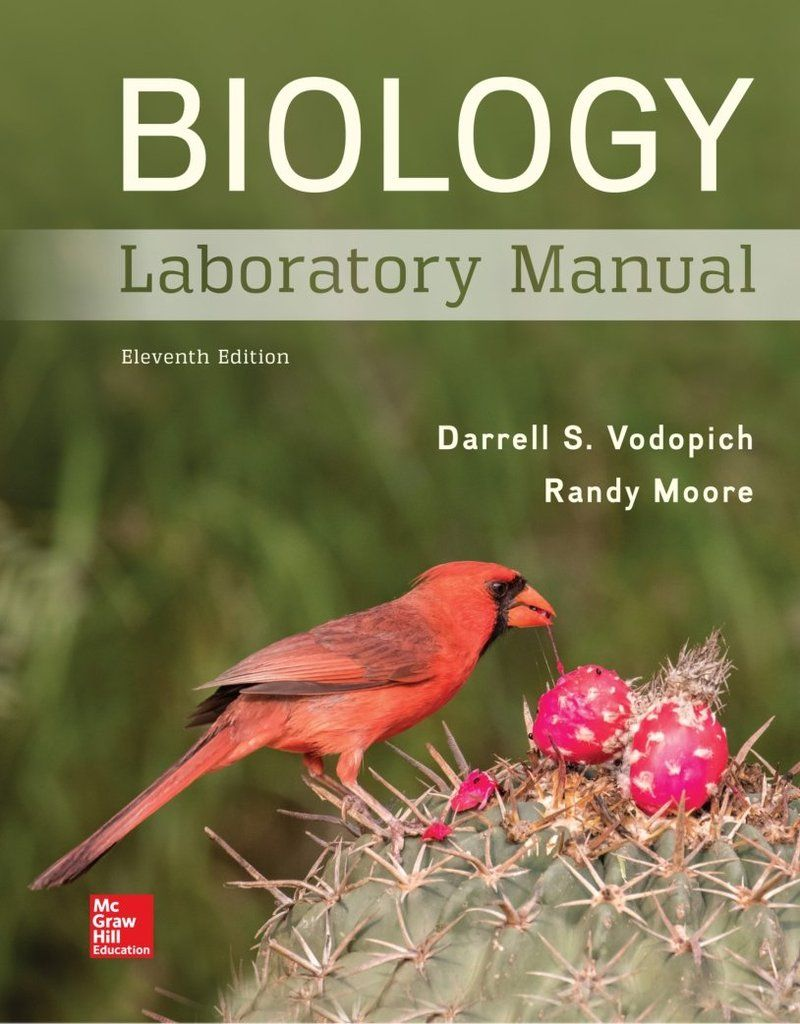 Biology Laboratory Manual 11th Edition Pdf