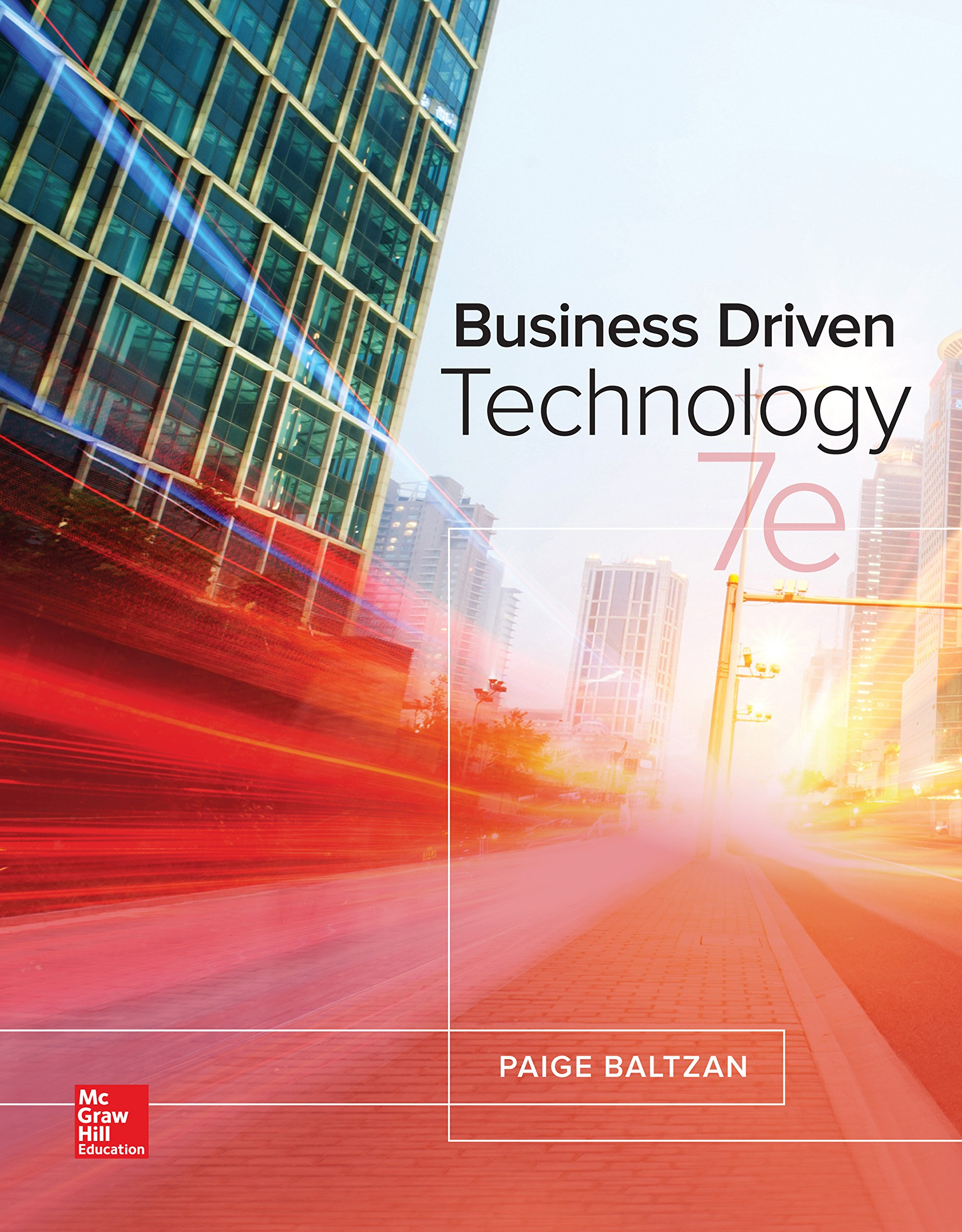 Business Driven Technology 7th Edition Pdf