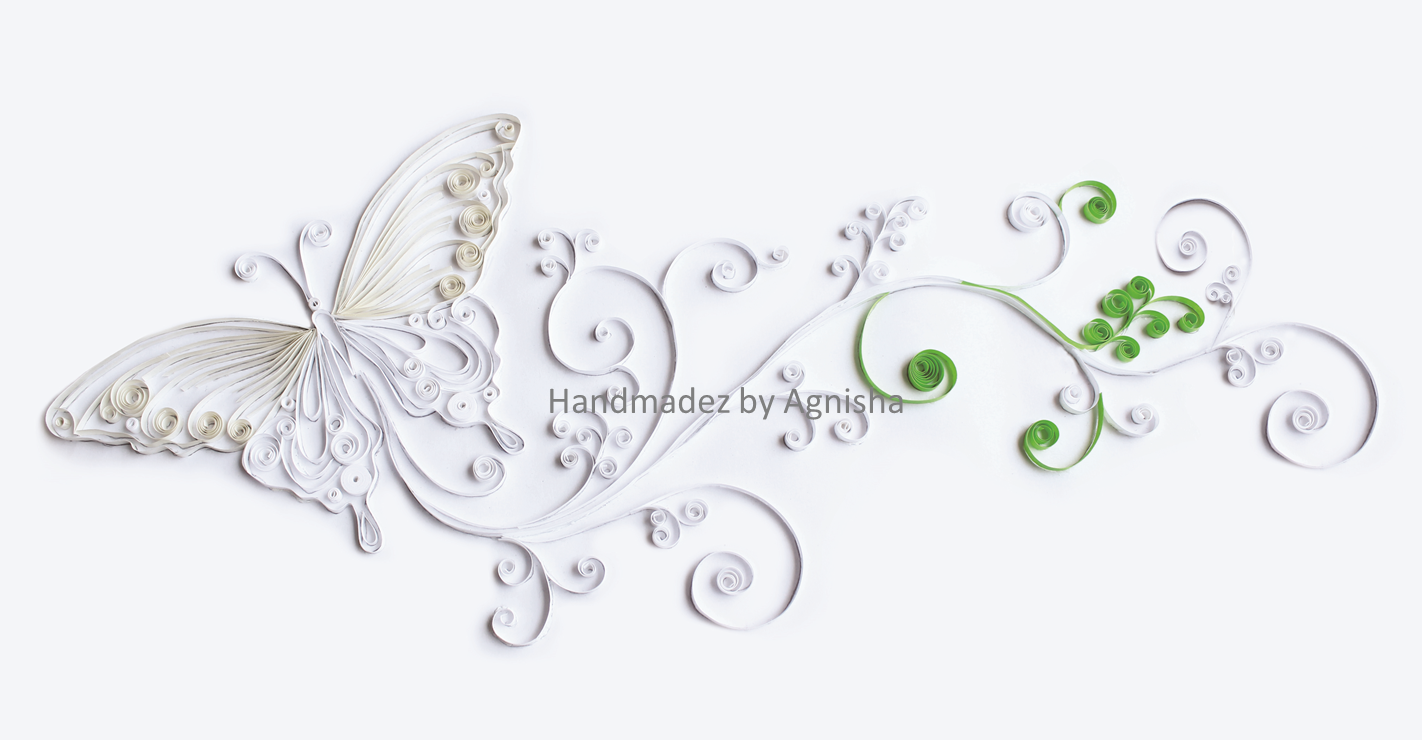 Butterfly Paper Quilling Patterns Free Pdf