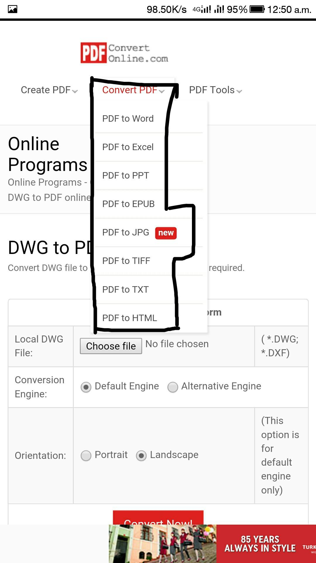 Convert Dwg To Pdf Online Free Download