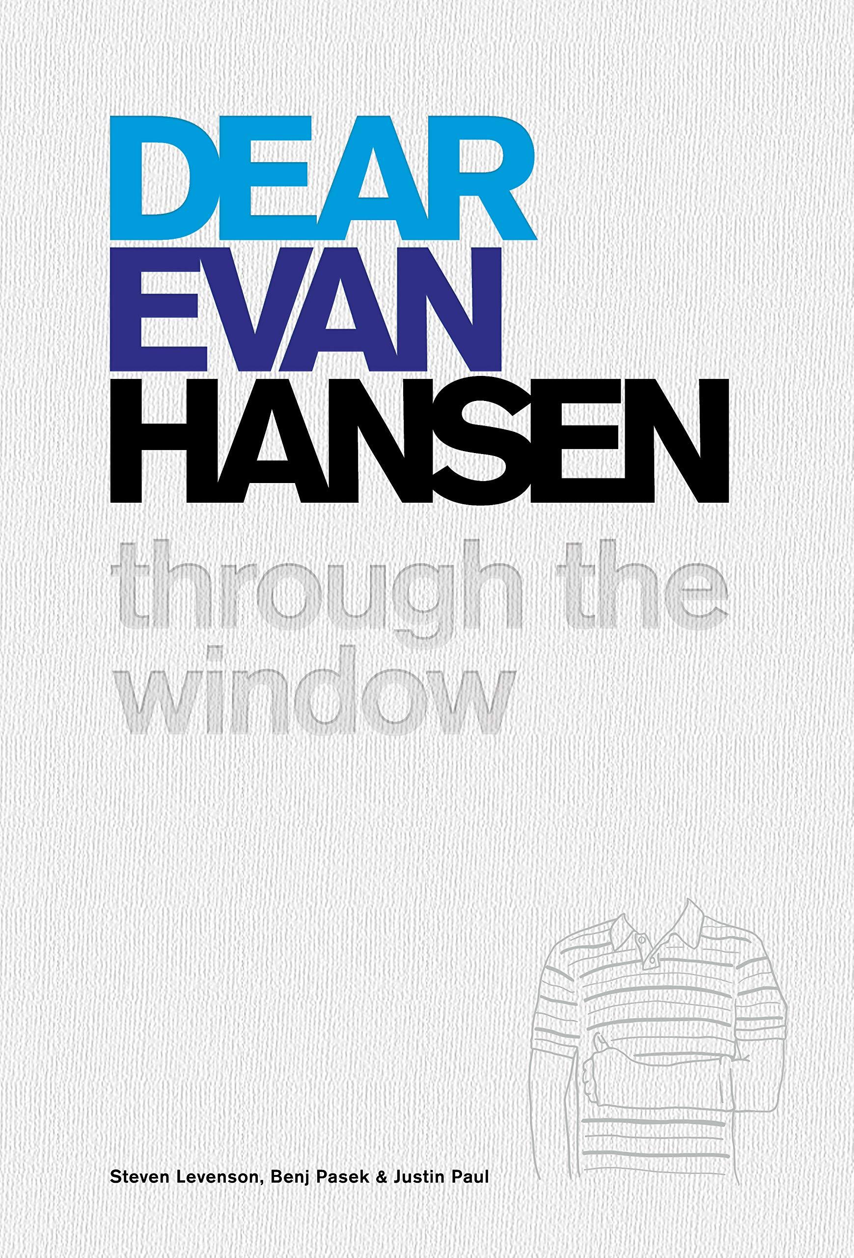 Dear Evan Hansen Monologue Pdf