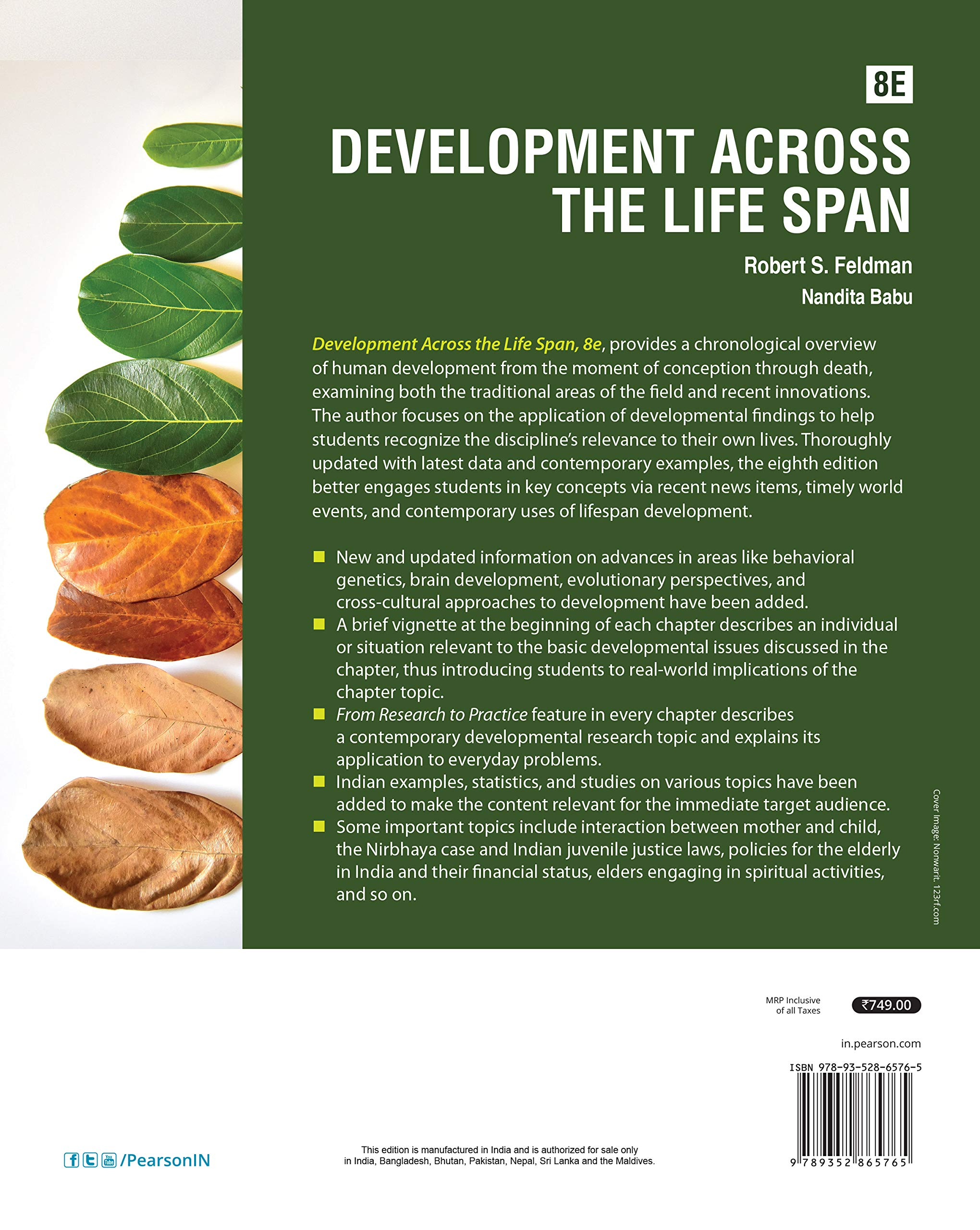 Development Across The Lifespan 8th Edition Pdf Free