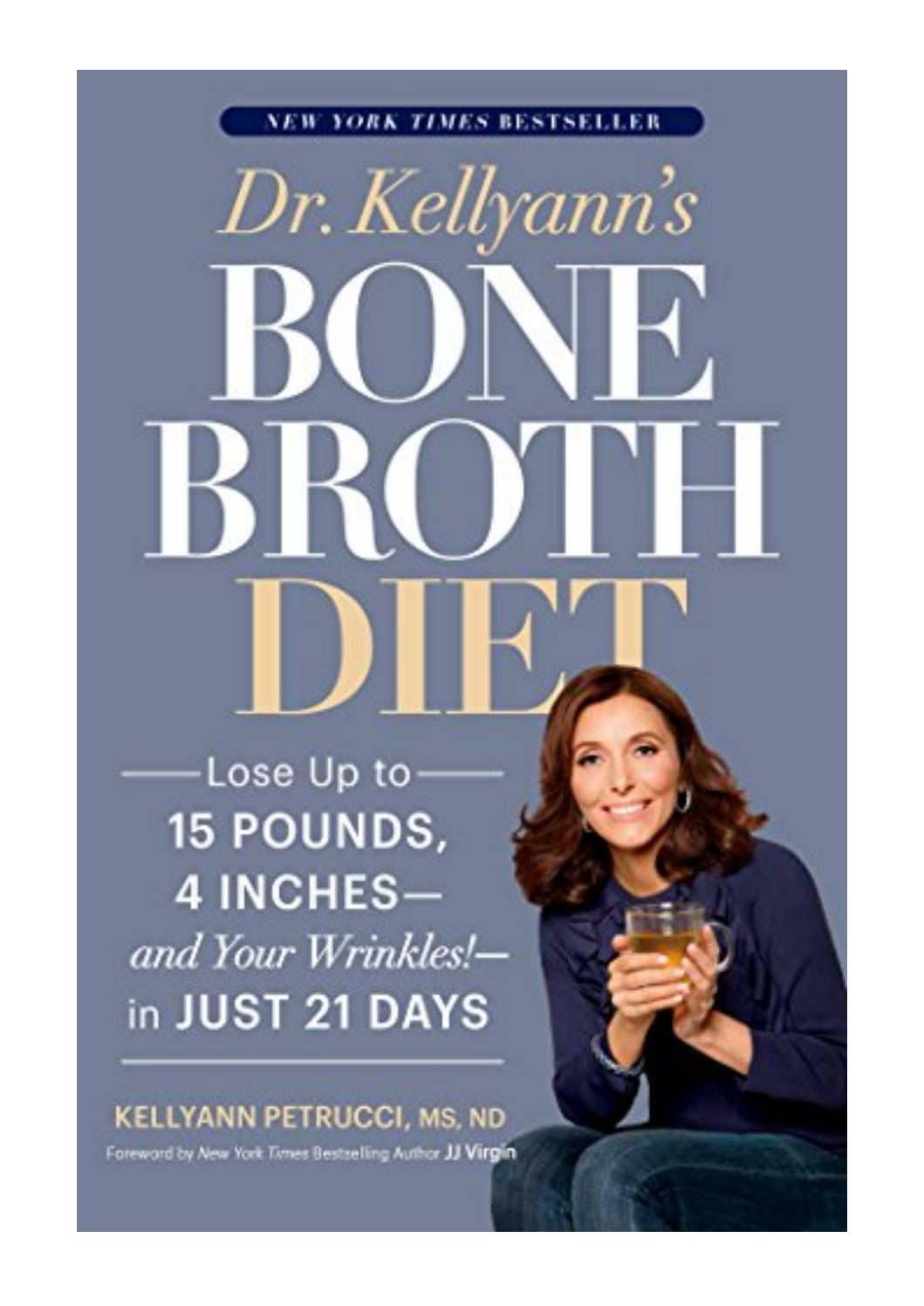 Dr Kellyann Bone Broth Diet Pdf