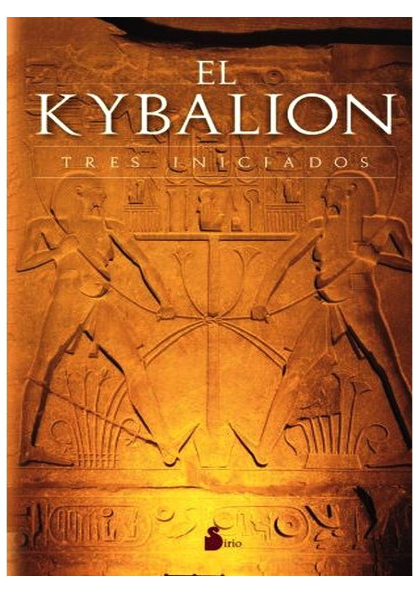 El Kybalion Pdf Completo