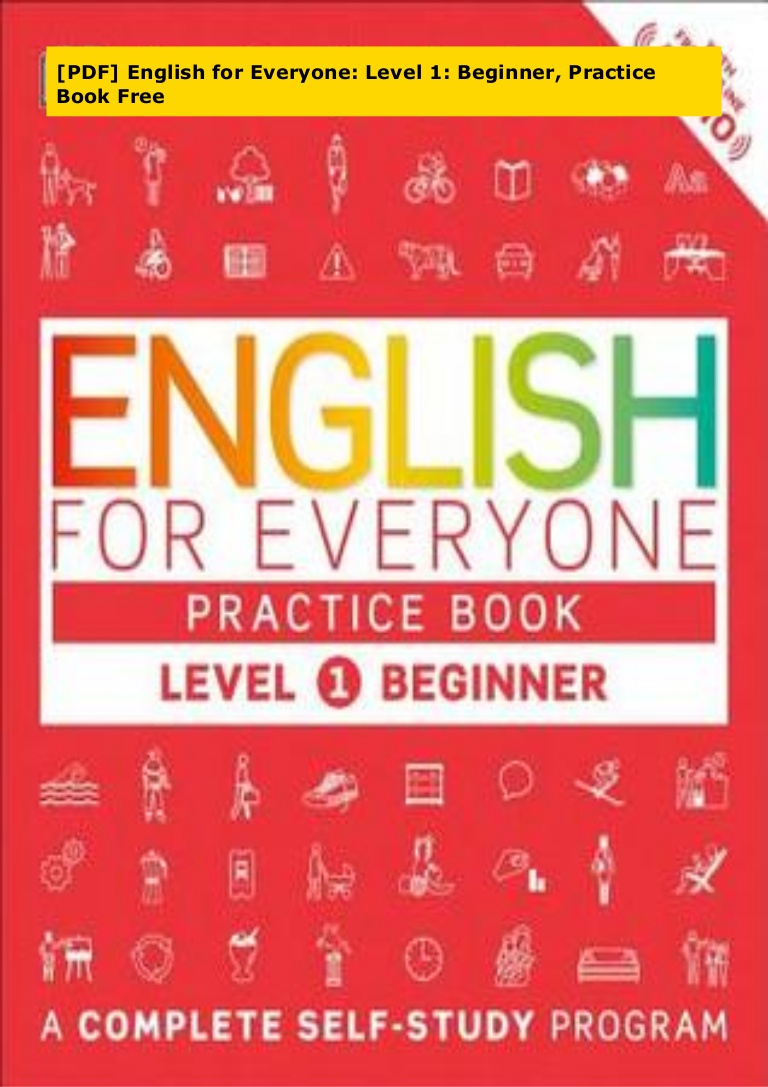 English For Everyone Level 1 Pdf