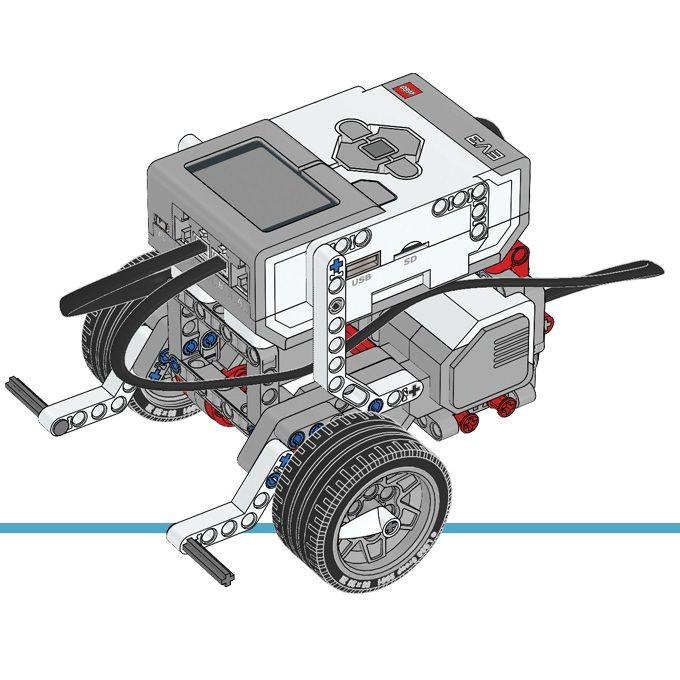 Ev3 Sumo Bot Building Instructions Pdf