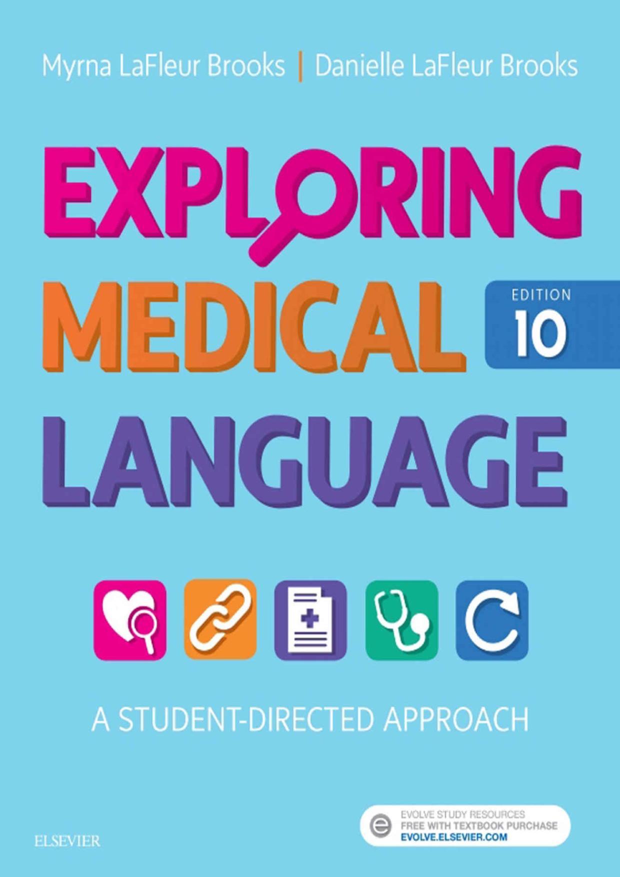 Exploring Medical Language 10th Edition Pdf