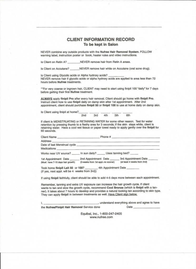 Lash Extension Consent Form Fresh Eyelash Extension Consent Form