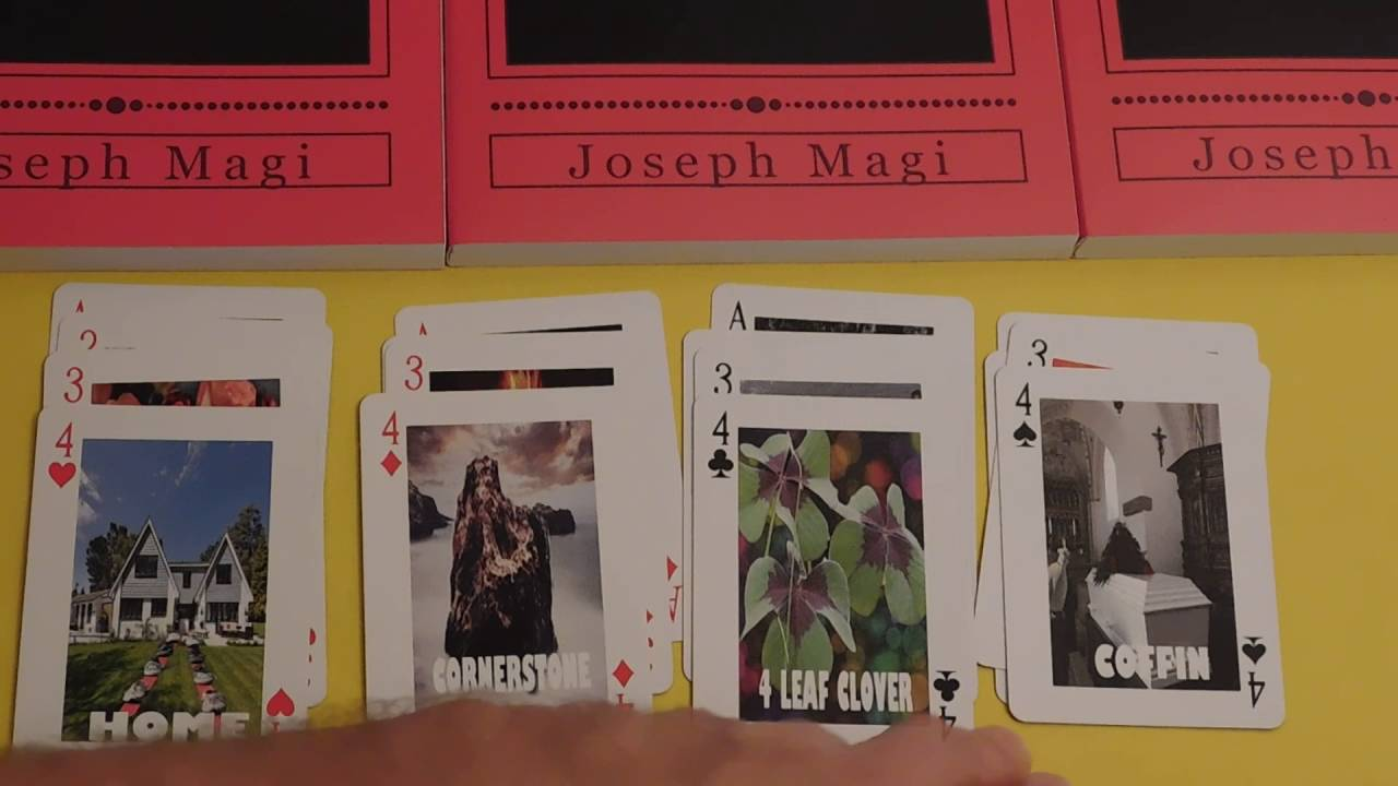 Fortune Telling With Playing Cards Pdf