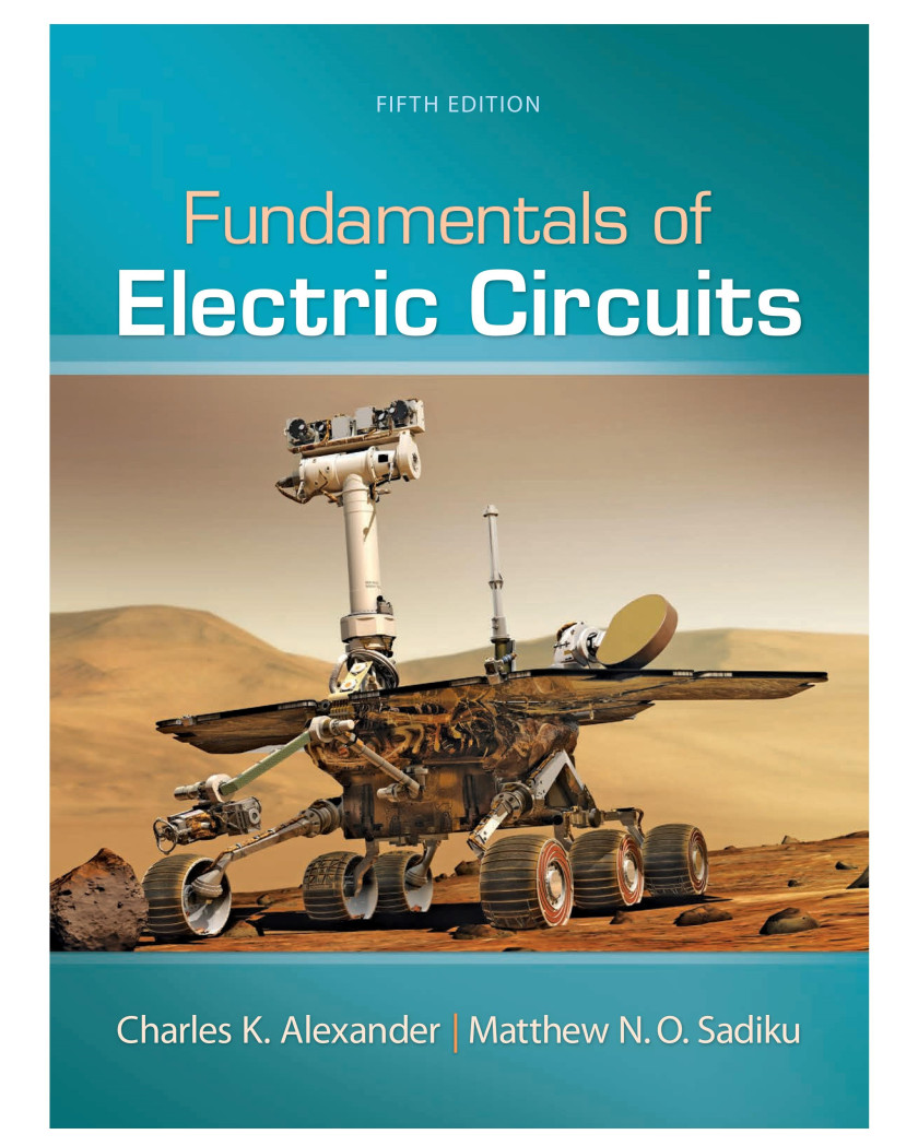 Fundamentals Of Electric Circuits 5th Edition Pdf Download