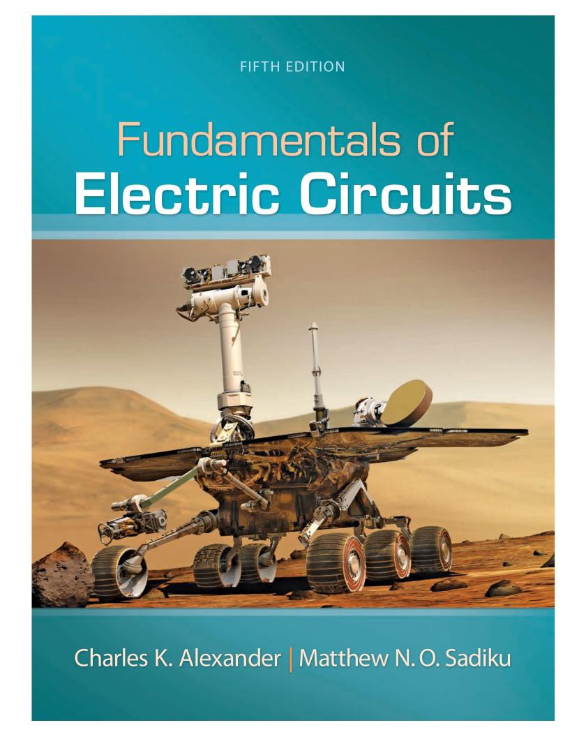 Fundamentals Of Electric Circuits 5th Edition Pdf Download