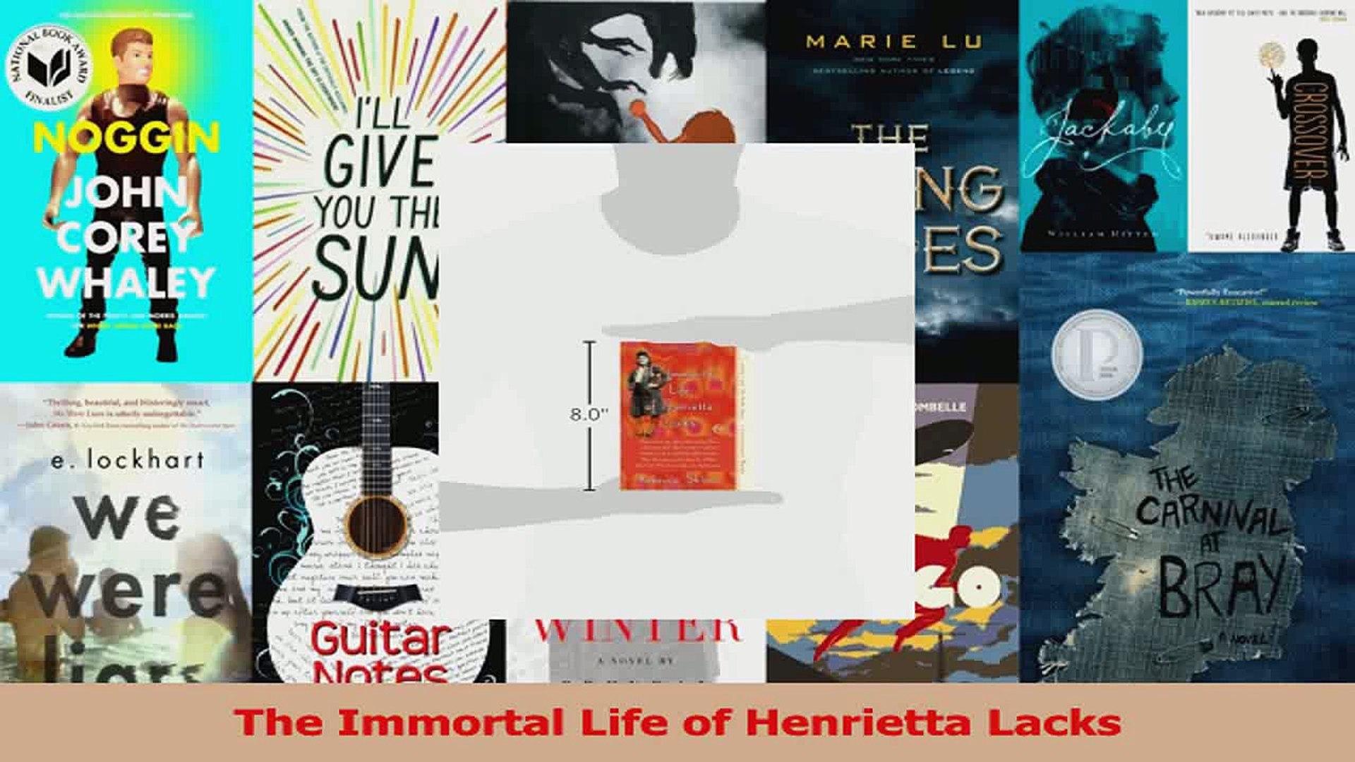 Henrietta Lacks Pdf Download