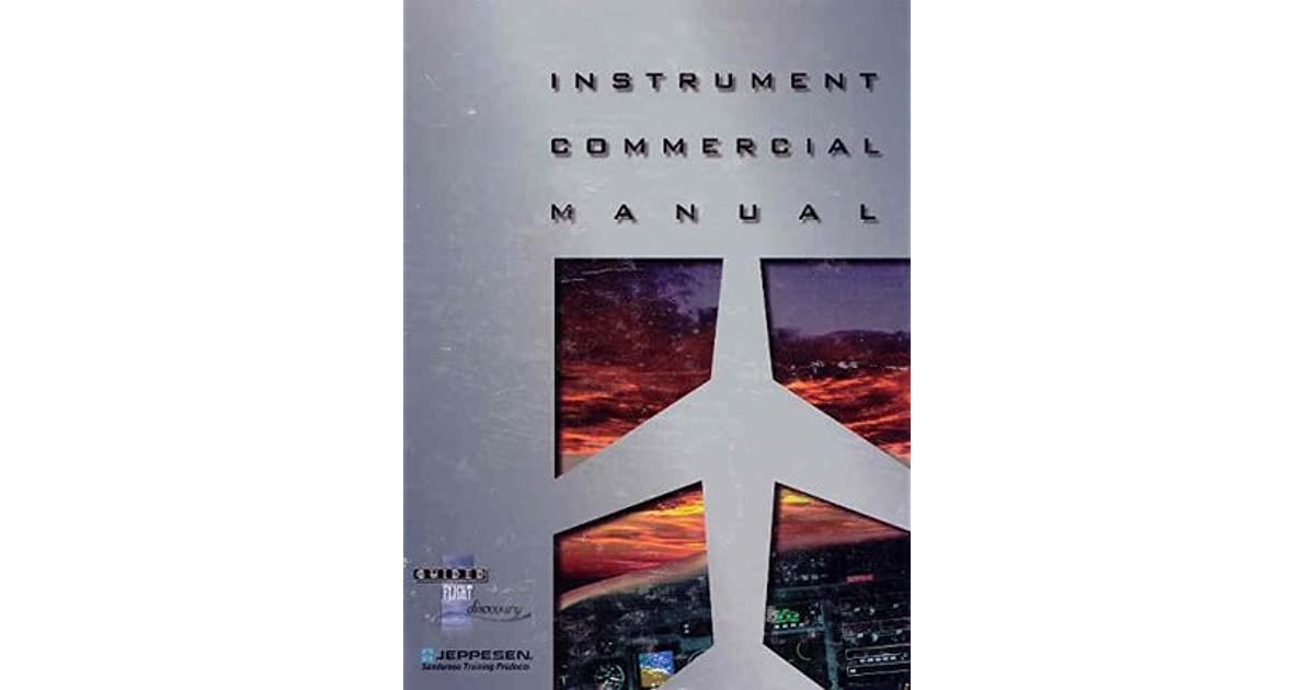 Jeppesen Instrument Commercial Pdf Free Download