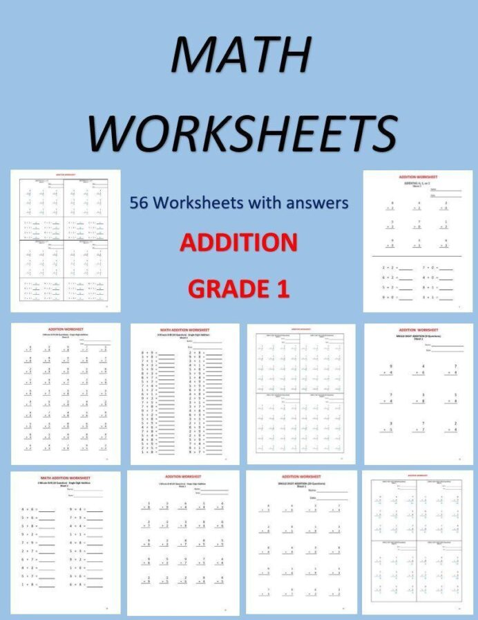Kumon Worksheets Pdf