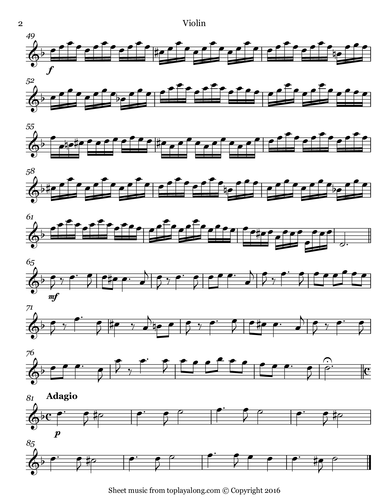 La Folia Suzuki Book 6 Violin Pdf