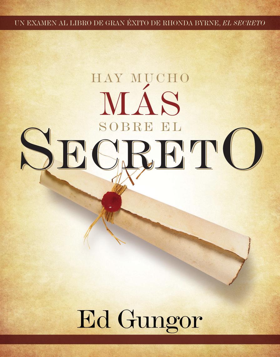 Libro El Secreto Pdf Descargar Gratis