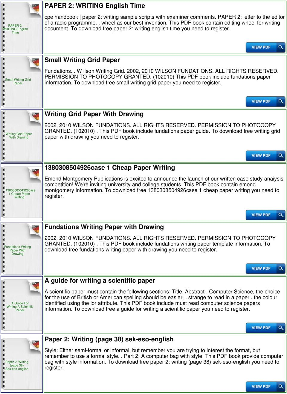 Lined Writing Paper Pdf Free