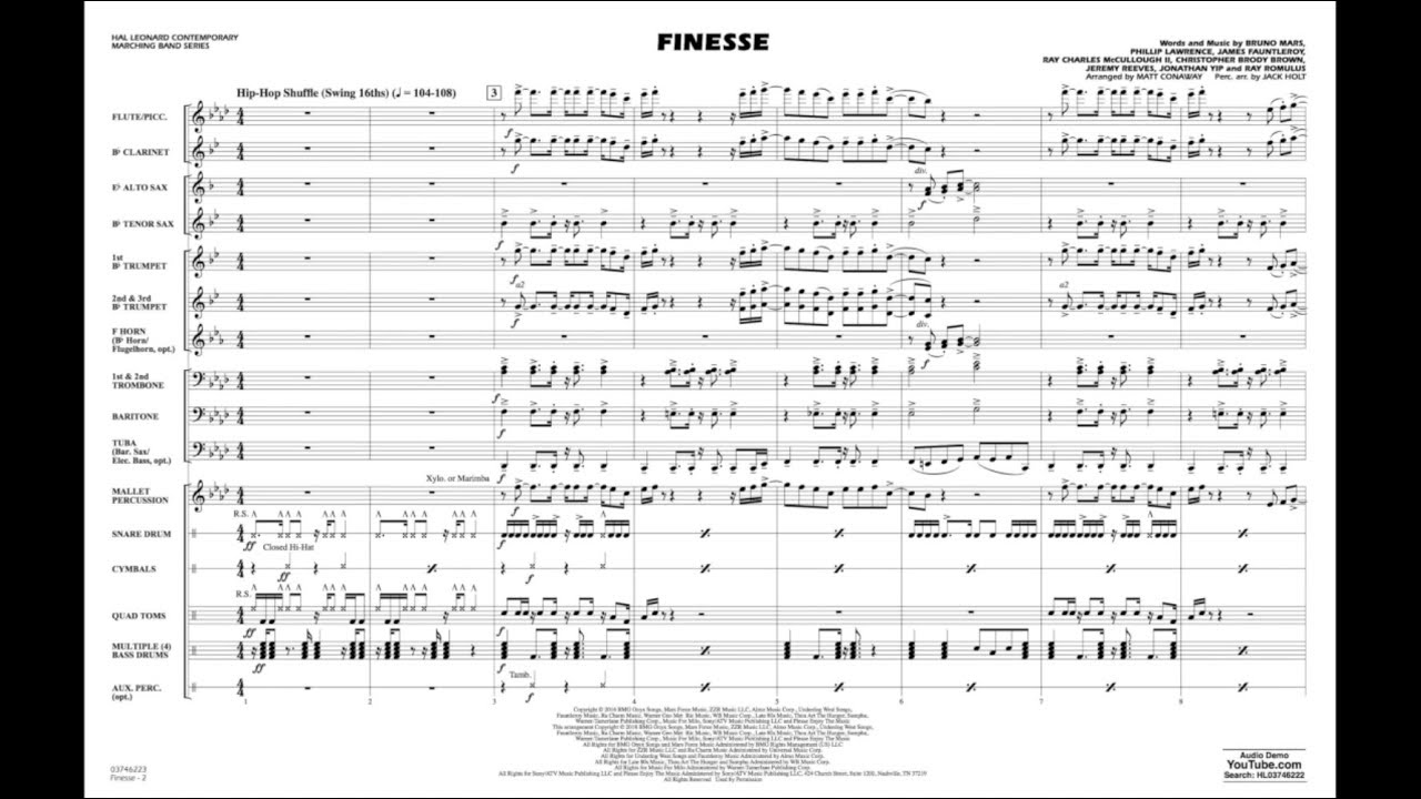 Marching Band Stand Tunes Pdf