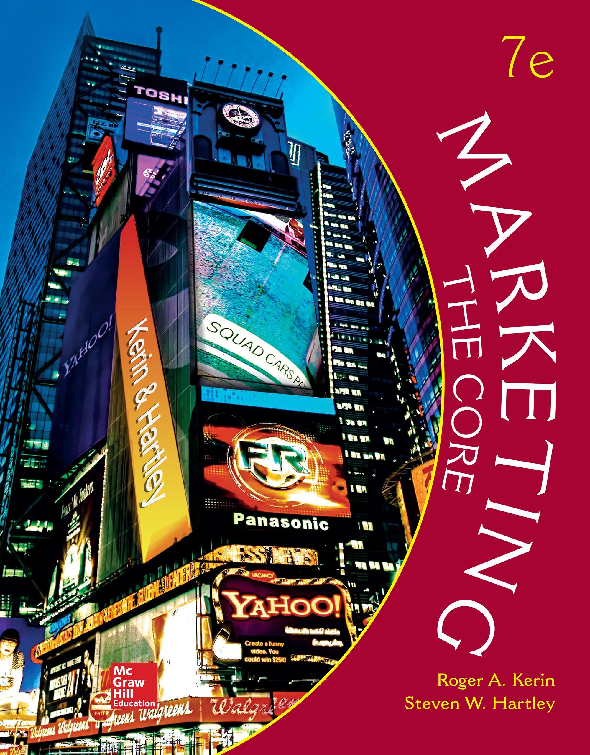 Marketing The Core 7th Edition Pdf