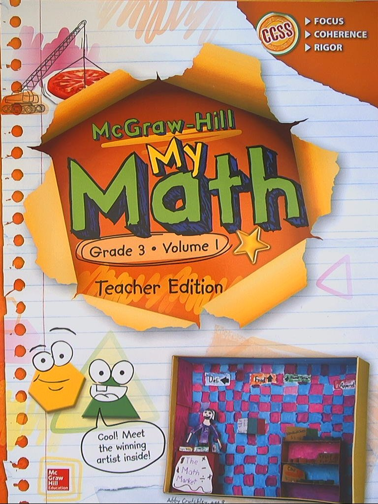 Mcgraw Hill My Math Grade 3 Pdf