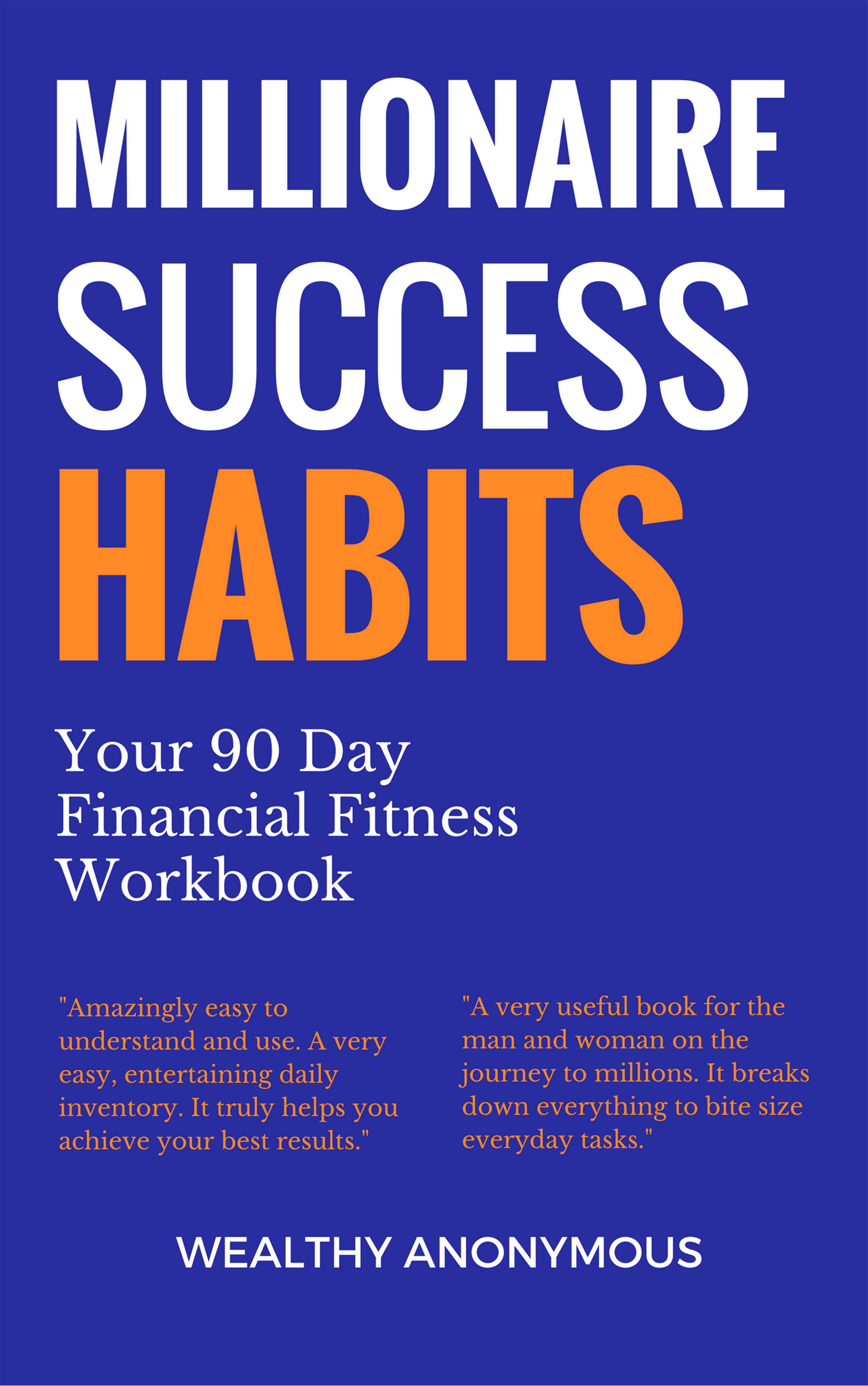 Millionaire Success Habits Book Pdf Free Download