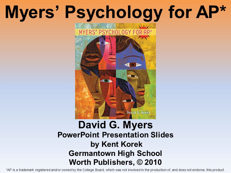 Myers' Psychology For The Ap Course 3rd Edition Pdf Free