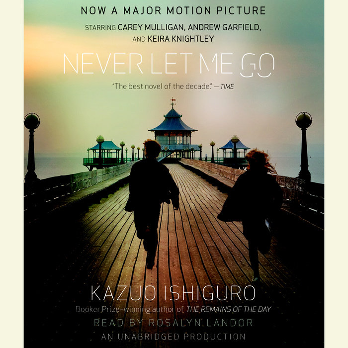 Never Let Me Go Book Pdf
