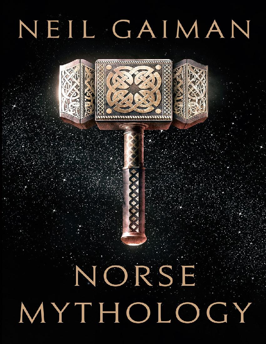 Norse Mythology Pdf Gaiman
