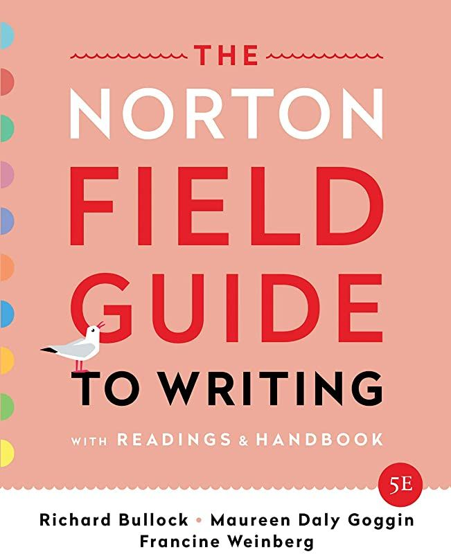 Norton Field Guide To Writing Pdf 4th Edition Pdf