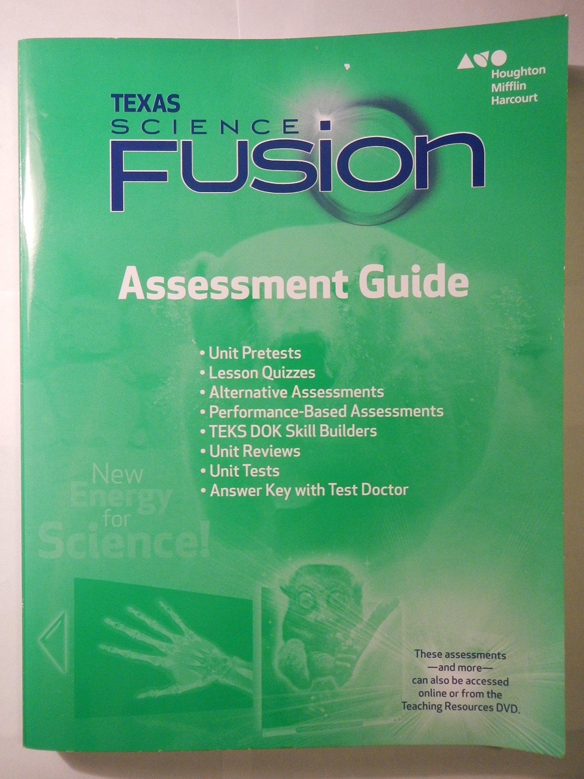 Ohio Science Fusion Grade 7 Answer Key Pdf