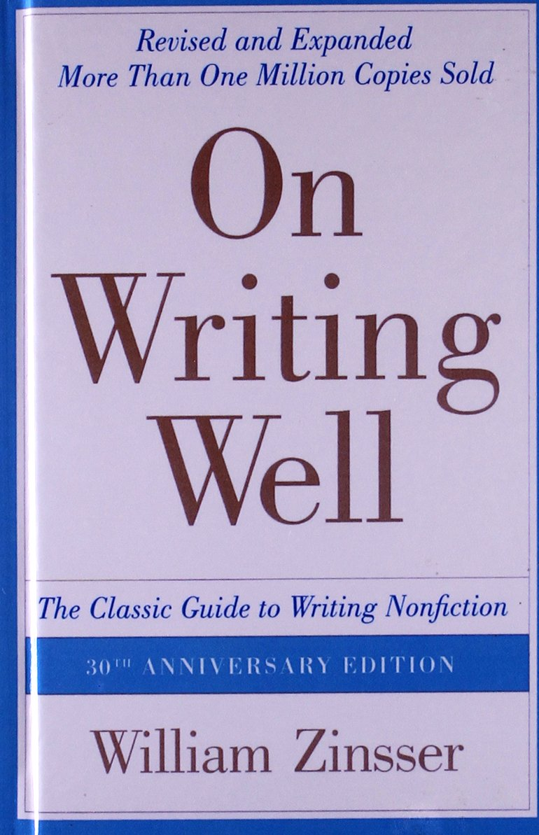 On Writing Well William Zinsser Pdf Free Download