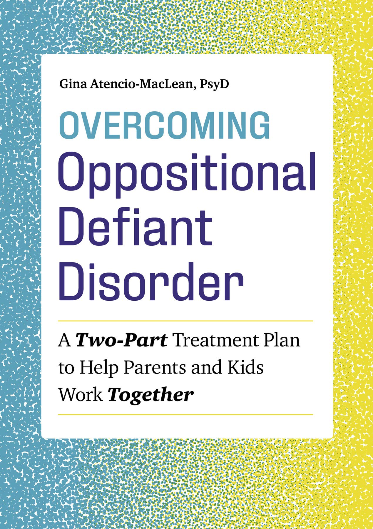 Oppositional Defiant Disorder Strategies Pdf