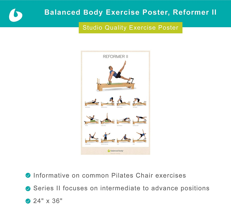 Pdf Pilates Reformer Exercises Chart Free