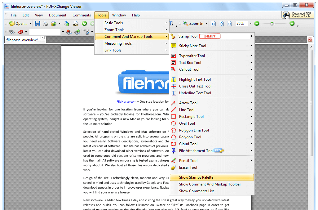 Pdf Xchange Viewer Download Gratis