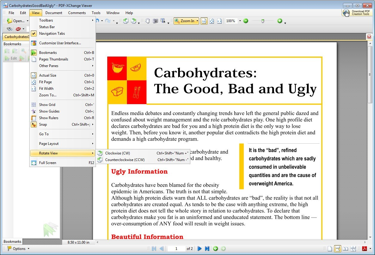 Pdf Xchange Viewer Free Download