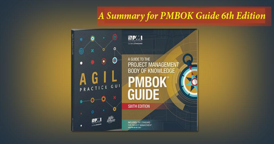 Pmbok Guide Pdf