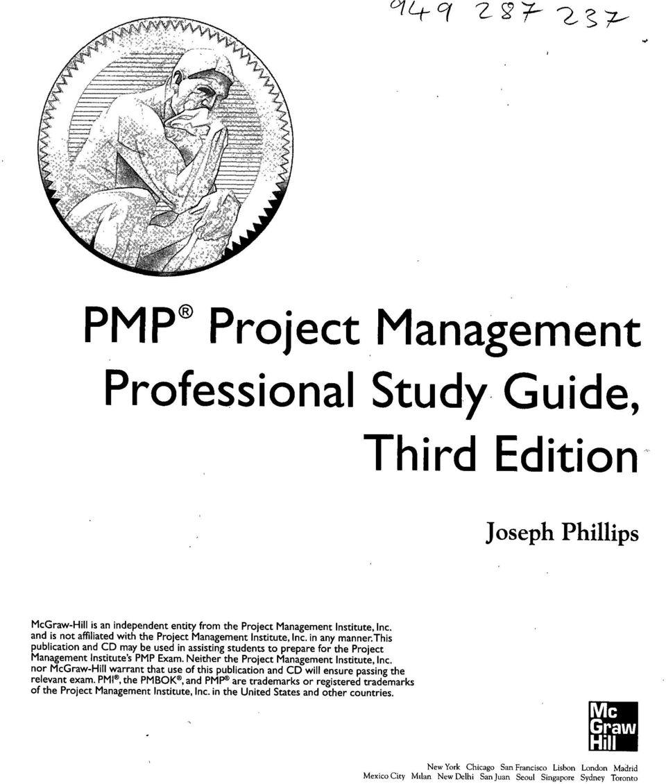 Pmp Study Guide Pdf Free