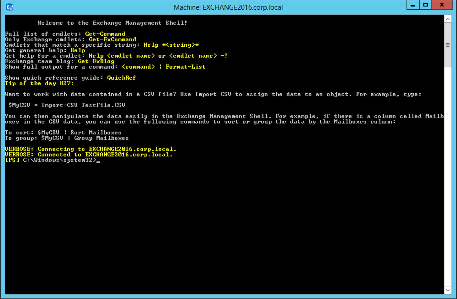 Powershell Commands Pdf