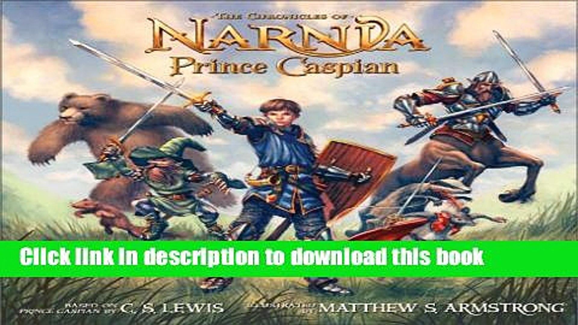 Prince Caspian Pdf Download