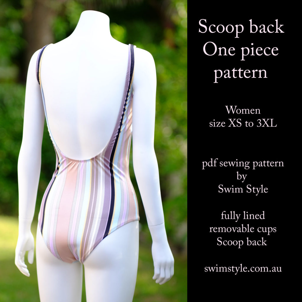 Printable Free Swimsuit Pattern Pdf