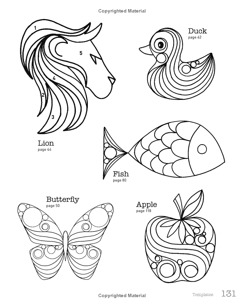 Quilling Art Printable Paper Quilling Patterns Free Pdf