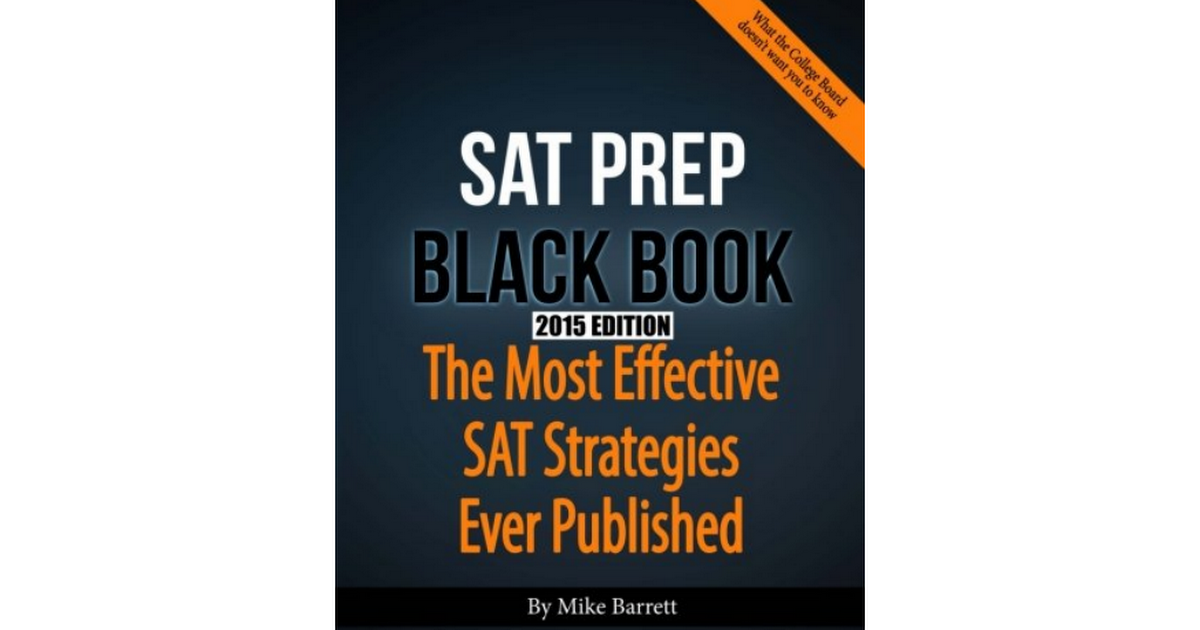 Sat Black Book Pdf Free Download