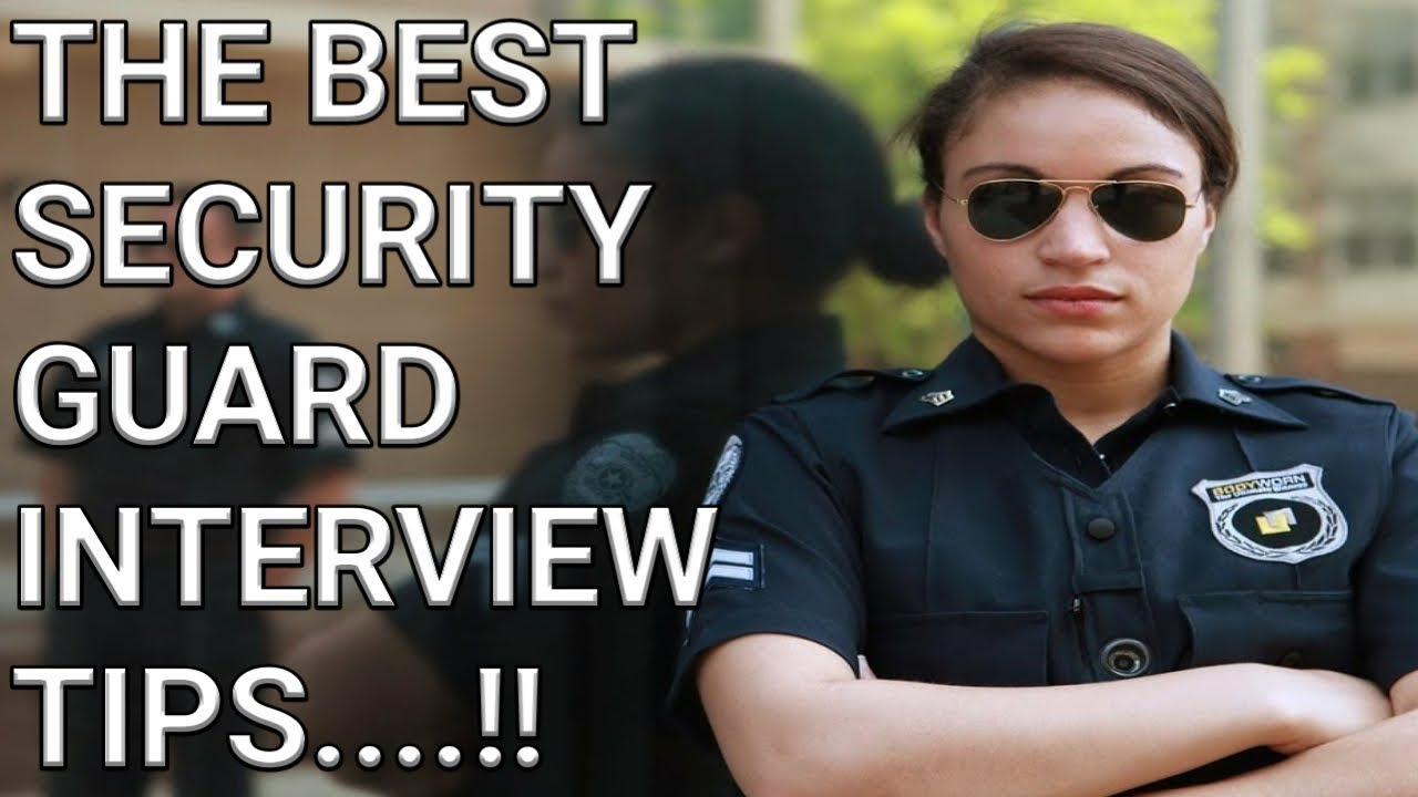 Security Guard Interview Questions And Answers Pdf In Hindi