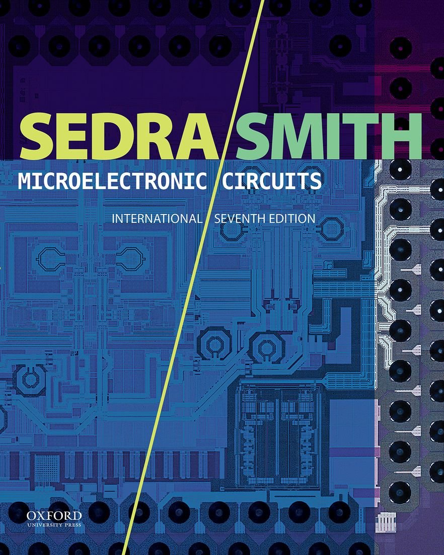 Sedra Smith Microelectronic Circuits 7th Edition Pdf Download