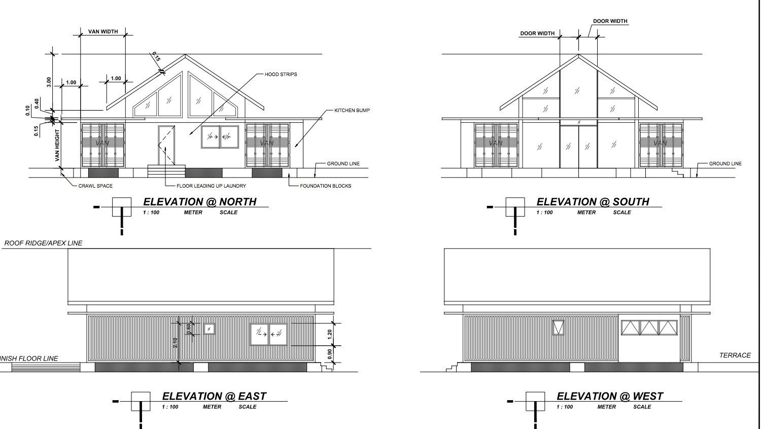Simple Container House Plans Pdf