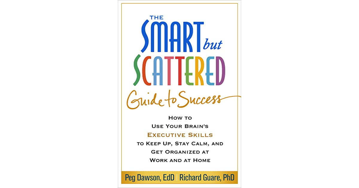 Smart But Scattered Pdf Companion