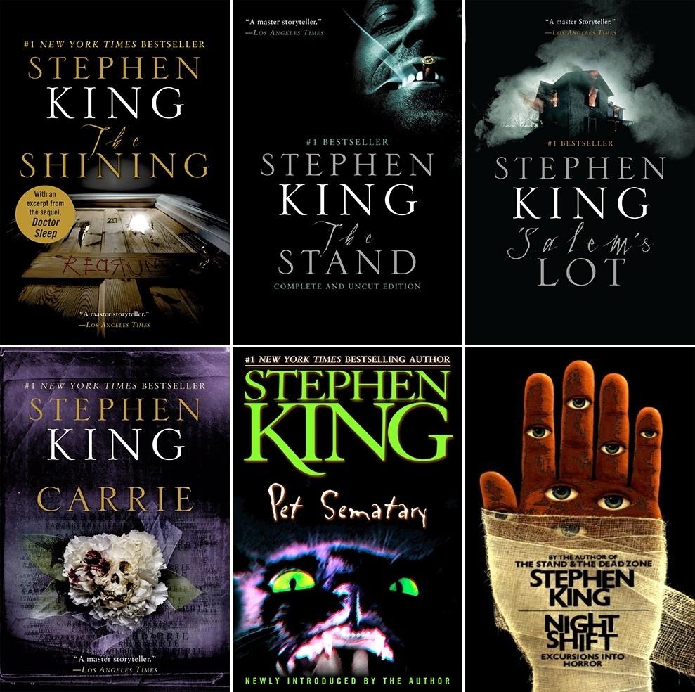 Stephen King Books Pdf