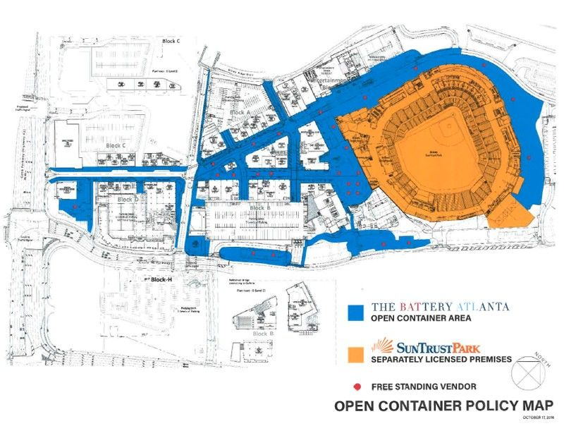 Suntrust Park Parking Map Pdf